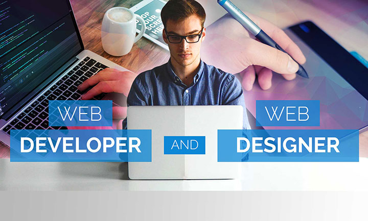 WordPress Web developer designer